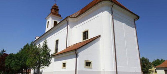 Kisköre, Szent Péter és Pál Római katolikus templom – homlokzatfestés és tetőhéjazat-csere