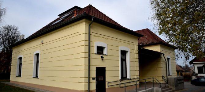 Tápiószentmárton, Polgármesteri Hivatal felújítása, akadálymentesítése